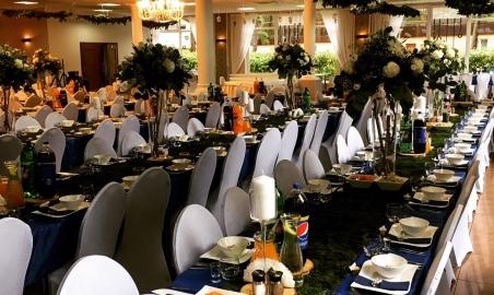 Sale weselne - Ośrodek Wypoczynkowy KOMANDOR - SalaDlaCiebie.com - 1