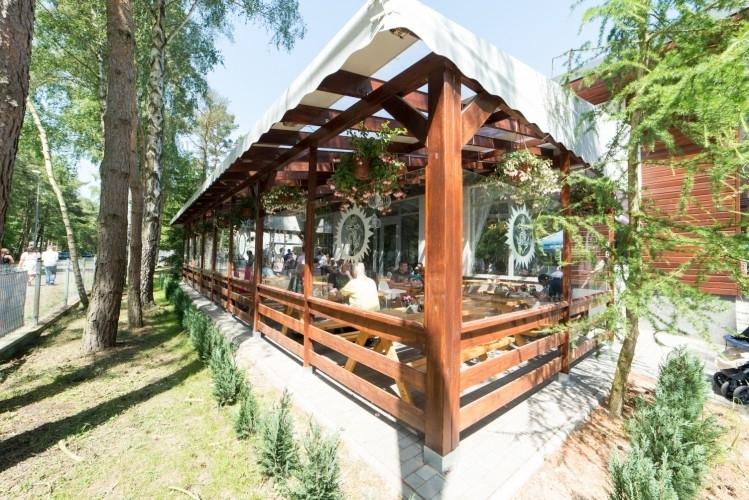 Sale weselne - Ośrodek Wypoczynkowy KOMANDOR - SalaDlaCiebie.com - 10