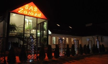 Sale weselne - Zajazd SAS - SalaDlaCiebie.com - 1