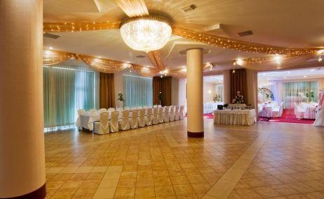Sale weselne - Hotel Chabrowy Dworek *** - 5620e16d33f90salabalowa_5.jpg - SalaDlaCiebie.pl