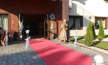 Sale weselne - Podzamcze Hotel - 56d59e032cf75wejscie_sala_weselna.JPG - SalaDlaCiebie.pl