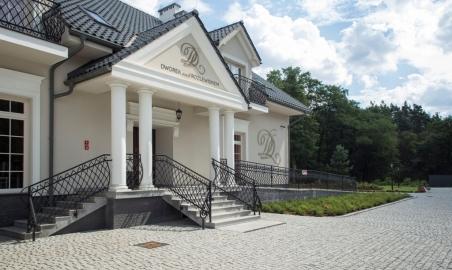 Sale weselne - Dworek nad Rozlewiskiem - 5a9d623f72bdfhotel_na_jurze_dworek_nad_rozlewiskiem_jura_noclegi_klucze_ogrodzieniec_olkusz_zawiercie_malopolska_restauracja_szkolenia_konferencje_wyjazdy_integracyjne_wejscie_front.jpg - www.SalaDlaCiebie.com
