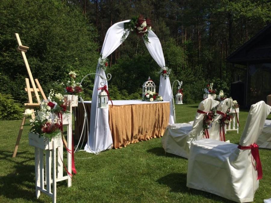 Sale weselne - Dworek nad Rozlewiskiem - SalaDlaCiebie.com - 45