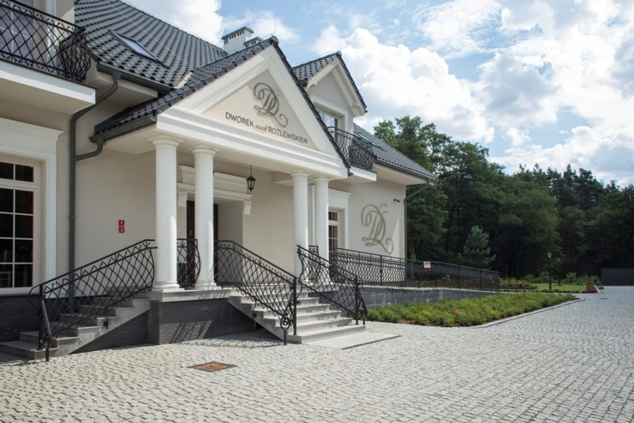 Sale weselne - Dworek nad Rozlewiskiem - SalaDlaCiebie.com - 31