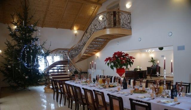 Sale weselne - Villa la Val - SalaDlaCiebie.com - 1