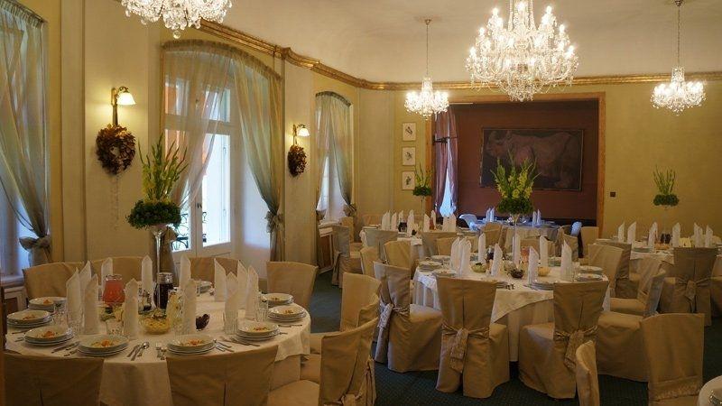 Sale weselne - Pałac Krzepice - SalaDlaCiebie.com - 2