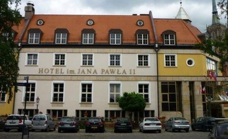 Sale weselne - Hotel im. Jana Pawła II**** - 53f4b05e54c5b1166341065.jpg - SalaDlaCiebie.pl