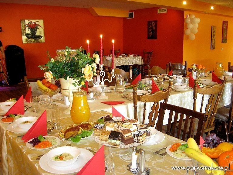 Sale weselne - Restauracja Park Smaków - SalaDlaCiebie.com - 1