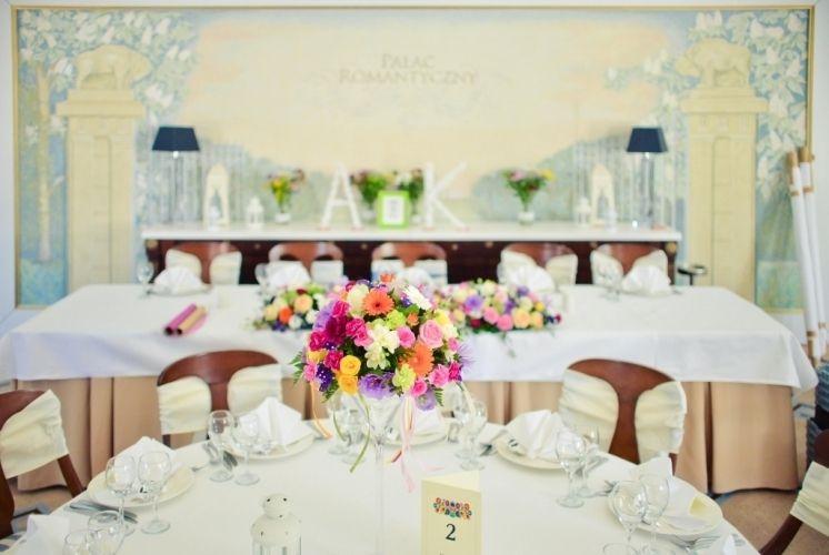 Sale weselne - Pałac Romantyczny**** - SalaDlaCiebie.com - 2