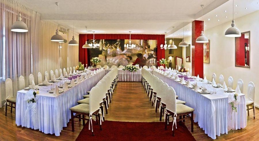 Sale weselne - Restauracja Adagio - SalaDlaCiebie.com - 2