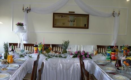 Sale weselne - Restauracja Staropolska- Sala Bankietowa - 5422ce34443cap1010245.jpg - SalaDlaCiebie.pl