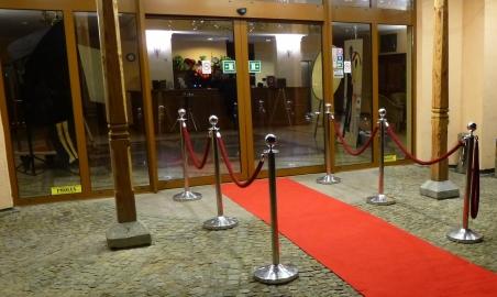 Sale weselne - Sportwerk Hotel**** - 5450a08c0d124wejscie_recepcja.JPG - SalaDlaCiebie.pl