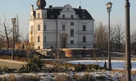 Sale weselne - Sportwerk Hotel**** - 5450a0b3e1e93widok_na_palac_zima.JPG - SalaDlaCiebie.pl