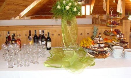 """Sale weselne - Hacjenda """"Dolina Żab"""" - Stodoła Weselna! - 568e7a534c89e3a_sala_bankietowa_w_budynku_hacjendy.jpg - SalaDlaCiebie.pl"""