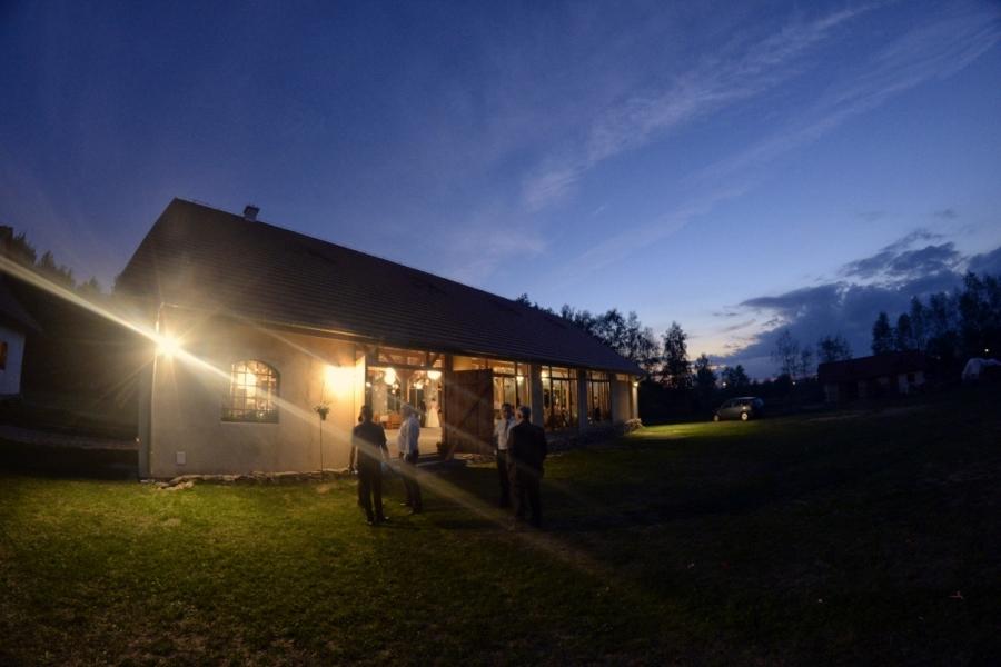 Sale weselne - Stodoła Weselna - Hacjenda