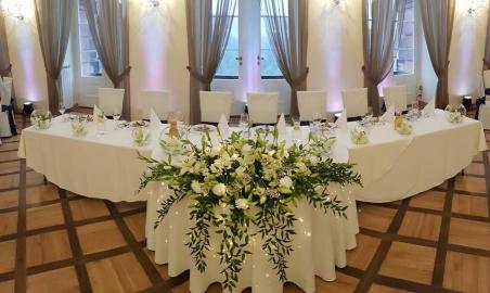Sale weselne - Hotel Przy Oślej Bramie w Zamku Książ - 5abcad6c2c22122008188_1493819844012743_174120349792383381_n.jpg - www.SalaDlaCiebie.com