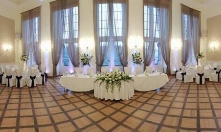 Sale weselne - Hotel Przy Oślej Bramie w Zamku Książ - 5abcad6e711df22008477_1493819457346115_8682433822865567945_n.jpg - www.SalaDlaCiebie.com
