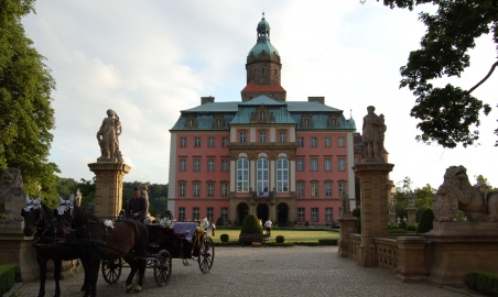 Sale weselne - Hotel Przy Oślej Bramie w Zamku Książ - 5acdcfa9b11dezamek_ksiaz_009.jpg - www.SalaDlaCiebie.com
