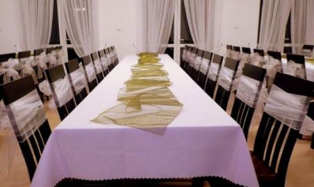 Sale weselne - Pensjonat Trzy Siostry - SalaDlaCiebie.com - 2