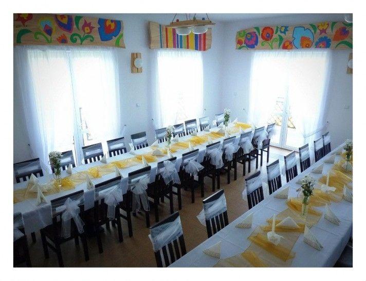 Sale weselne - Pensjonat Trzy Siostry - SalaDlaCiebie.com - 3