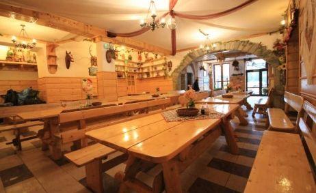 Sale weselne - Ośrodek Harnaś II - 58ecab988b76c1454929044.jpg - SalaDlaCiebie.com