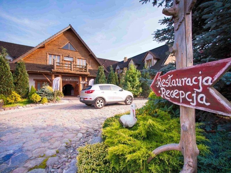 Sale weselne - Rancho Pod Bocianem - SalaDlaCiebie.com - 1