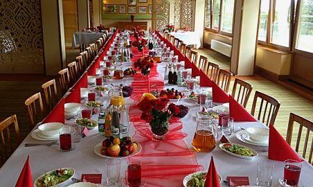 Sale weselne - Hotel Górski Kalatówki - 555dd95c14cf8stoly.jpg - SalaDlaCiebie.pl
