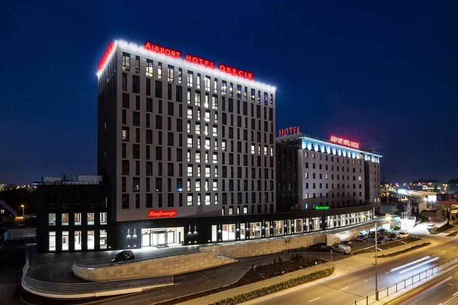 Sale weselne - Airport Hotel Okęcie - SalaDlaCiebie.com - 2