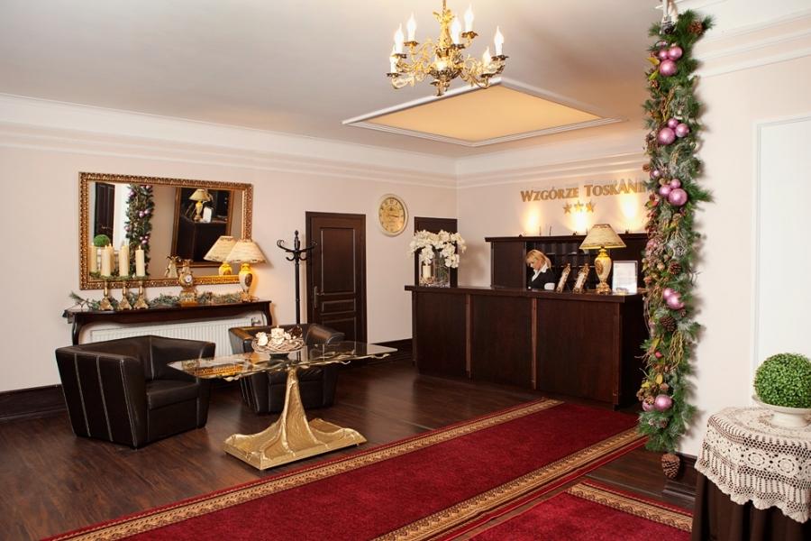 Sale weselne - Hotel Wzgórze Toskanii*** - SalaDlaCiebie.com - 12