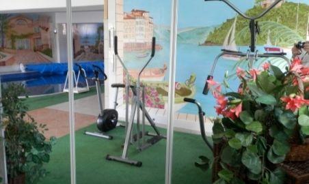 Sale weselne - Ośrodek Wypoczynkowy SARGUS - 55954bc74c9c0silownia_487_365_100.jpg - SalaDlaCiebie.pl
