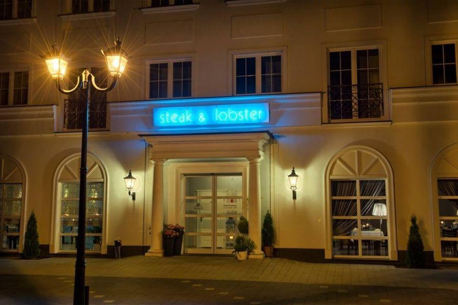 Sale weselne - Villa Bianco steak & lobster house - SalaDlaCiebie.com - 5