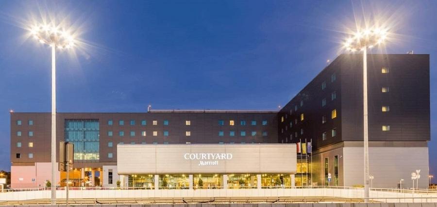 Sale weselne - Courtyard by Marriott Warsaw Airport - SalaDlaCiebie.com - 1