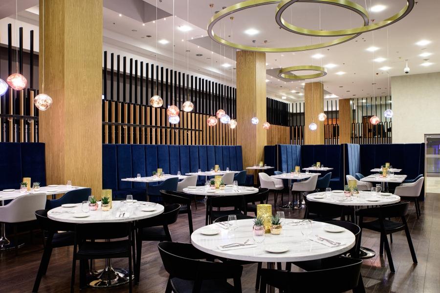 Sale weselne - Courtyard by Marriott Warsaw Airport - SalaDlaCiebie.com - 8