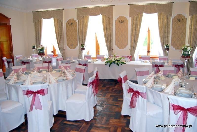Sale weselne - Pałac Radomiłów - SalaDlaCiebie.com - 8
