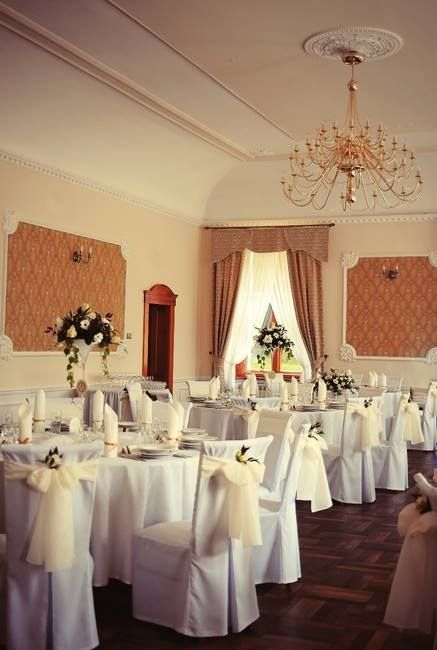 Sale weselne - Pałac Radomiłów - SalaDlaCiebie.com - 6
