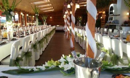 Sale weselne - Restauracja Mazurkowa Chata - SalaDlaCiebie.com - 7