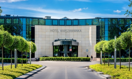 Sale weselne - Hotel Warszawianka - 5a743fa91e621hotelwarszawiankafront.jpg - SalaDlaCiebie.pl