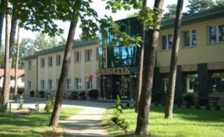 Centrum Szkoleniowo - Wypoczynkowe Energetyk Ustka-Rowy