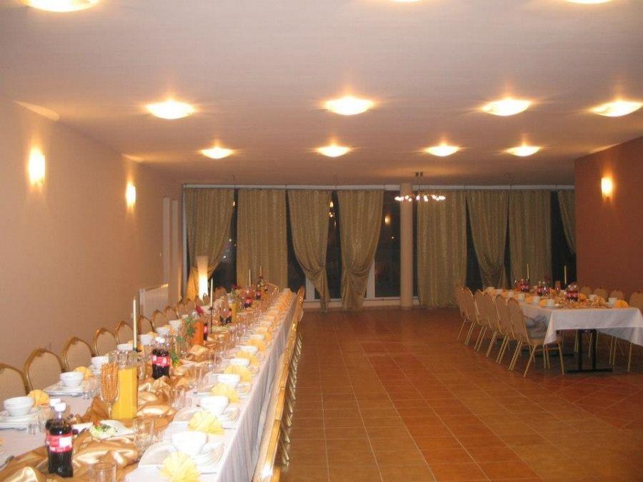 Sale weselne - Restauracja