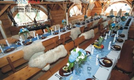 Sale weselne - Gospoda Polska - 5a9d123a94955screenshot201835_wesele_w_gospodzie_szczyrk_wesele_imprezy_wynajem_sali1.jpg - www.SalaDlaCiebie.com