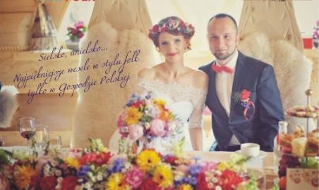 Sale weselne - Gospoda Polska - 5a9d123c4f21awesele_w_gospodzie_100kb_najpiekniejsze_wesele_w_stylu_folk.jpg - www.SalaDlaCiebie.com