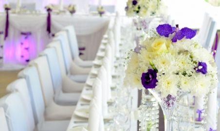 Sale weselne - Hanza Pałac - 56b8896032342bukiet_w_wazonie_martini.jpg - SalaDlaCiebie.pl