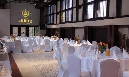 Sale weselne - Browar Lubicz Restauracya Browarna - 57960b3ada3f7browar_lubicz_sala_na_wesele_krakow.JPG - SalaDlaCiebie.pl