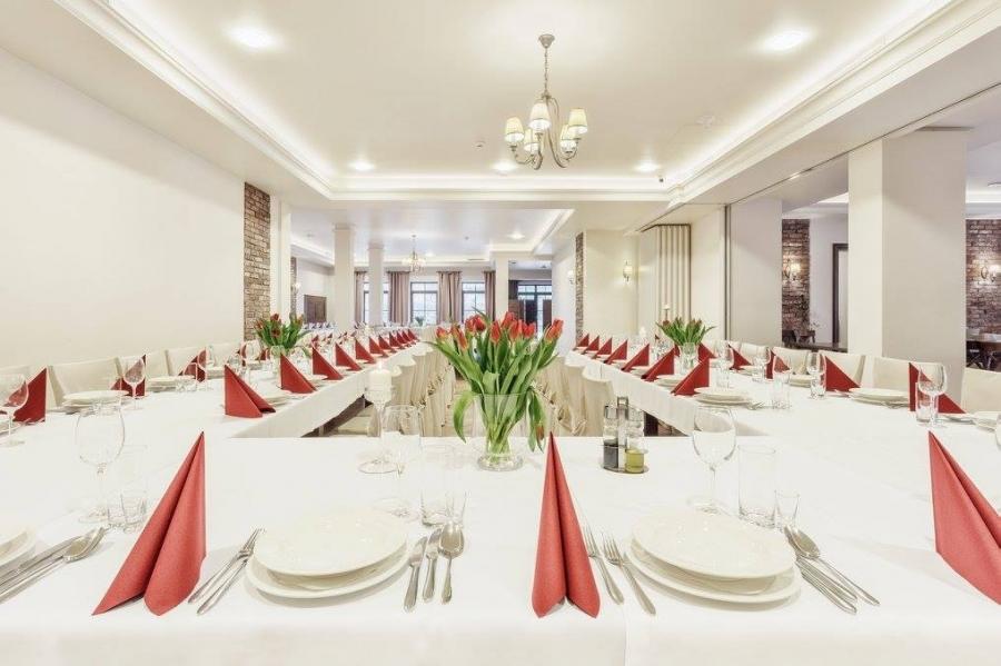 Sale weselne - MODRZEWIOWY DWÓR - Hotel & Restauracja - SalaDlaCiebie.com - 12