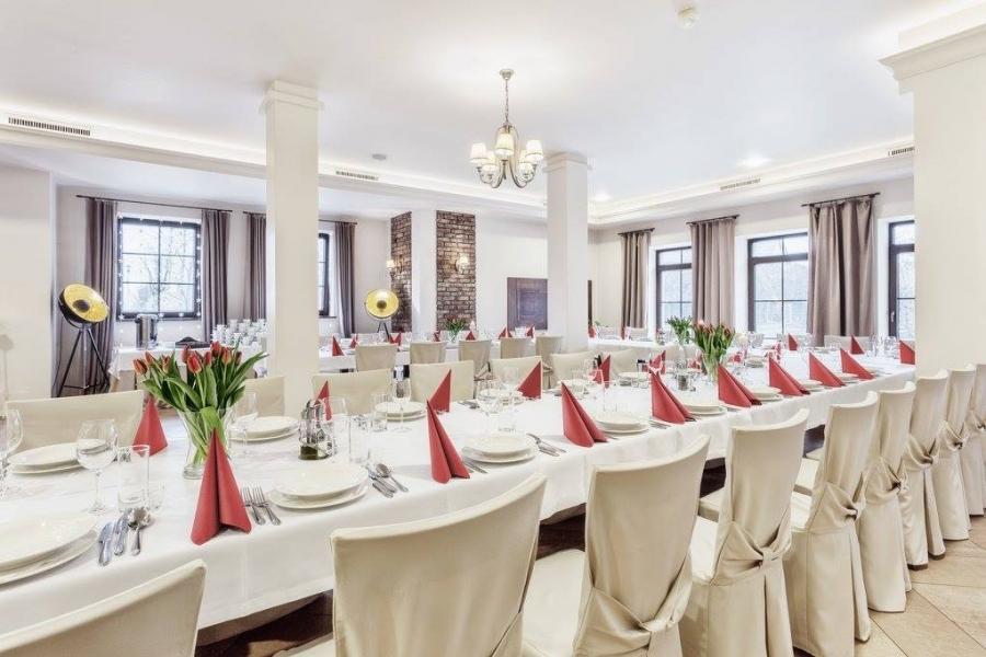Sale weselne - MODRZEWIOWY DWÓR - Hotel & Restauracja - SalaDlaCiebie.com - 11