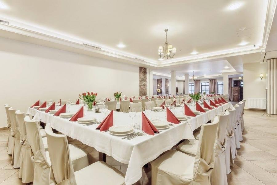 Sale weselne - MODRZEWIOWY DWÓR - Hotel & Restauracja - SalaDlaCiebie.com - 10