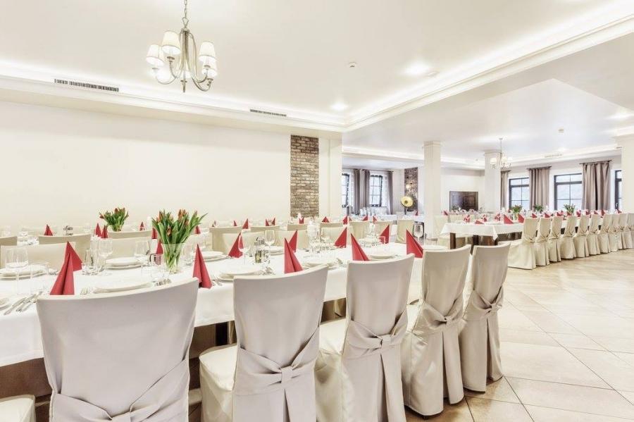 Sale weselne - MODRZEWIOWY DWÓR - Hotel & Restauracja - SalaDlaCiebie.com - 9