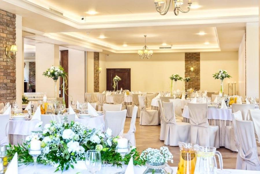 Sale weselne - MODRZEWIOWY DWÓR - Hotel & Restauracja - SalaDlaCiebie.com - 6