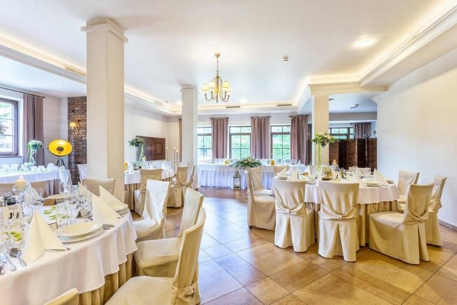 Sale weselne - MODRZEWIOWY DWÓR - Hotel & Restauracja - SalaDlaCiebie.com - 5