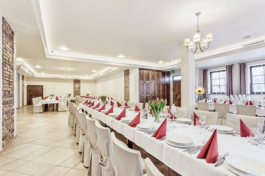 Sale weselne - MODRZEWIOWY DWÓR - Hotel & Restauracja - SalaDlaCiebie.com - 4